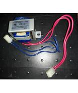 20HH17 KEURIG DB-EI41-SA400 TRANSFORMER: 120VAC --> 14.5 VAC / 470MA (16... - $9.80