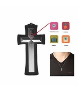 Wearable Cross Neckless Camcorder Mini DVR Digital Home Action Cam Video... - $42.67