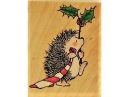 """Penny Black- Wood Mounted Rubber Stamp-""""Christmas Dreams""""-1509F"""