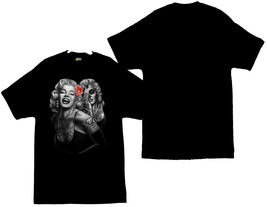"Marilyn Monroe ""Smile Now & Cry Later"" Image Men's T-Shirt Size (S thru ... - $20.78+"