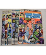 Man From Atlantis Marvel Comic Books 6 Lot 2 3 4 5 6 7 FN Patrick Duffy - $9.90