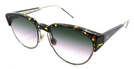 Dior Sunglasses Dior Spectral 01KSO 53-18-150 Dark Havana / Lilac Gradient - $118.19