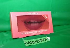 Smashbox Pucker Up Lipstick Palette Neutral 6 Colors Makeup Beauty - $21.77