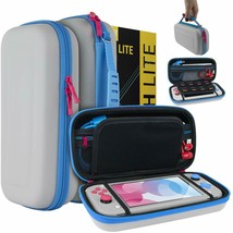 Orzly Case for Nintendo Switch Lite - Portable Travel Carry Case with St... - $38.58