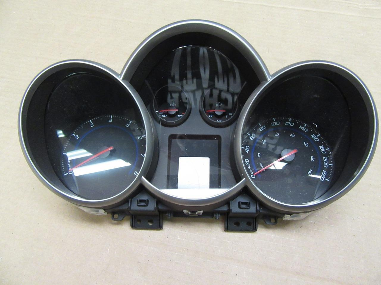 Primary image for OEM 2012 Chevy Cruze Instrument Cluster KPH Metric Kilometers Canada 95487985