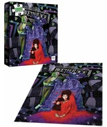 Factory Sealed USAOPOLY Beetlejuice Graveyard Wedding 1000 Piece Jigsaw Puzzle - $20.37