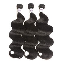 LiangDian Body Wave 3 Bundles 12 14 16 Brazilian Human Hair 3 Bundles Brazilian