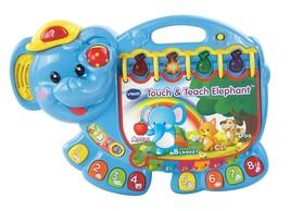 VTech Touch and Teach Elephant Book - $24.20