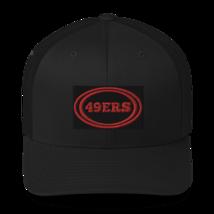 San Francisco hat / 49ers hat / 49ers Trucker Cap image 2