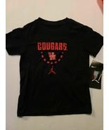 Houston Cougars  UH NEW Nike Jordan T Shirt  Toddler 3T NWT - $12.86