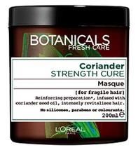 L'Oreal Botanicals Safflower Dry Hair Nourishing Hair Mask 200ml - $31.60