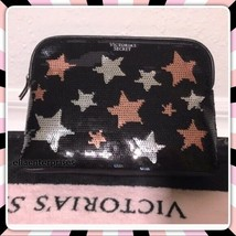 Victoria's Secret Star Life Of The Party Bling Cosmetic Makeup Bag Case - $24.99