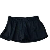 Anne Cole Swim Skirt Bottom Black Size XS New  - $17.77