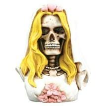 YTC Bride - Collectible Figurine Statue Sculpture Figure Skeleton Model - $14.84