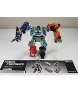 Transformers Power Core Combiners Double Clutch with Rallybots - Hasbro ... - $20.00