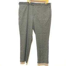 Stafford Grey Classic Fit Super Trouser Men 44x30 - $24.75