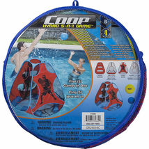 Coop Hydro 5-in-1 Swimming Pool Yard Basketball FootBall Frisbee Lacrosse Game image 3