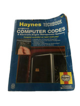Haynes Tech Book Auto Computer Codes & Electronic Engine Mgmt Systems 10205 - $13.75