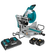 18-Volt 5.0Ah X2 LXT Lithium-Ion (36V) Brushless Cordless 10 in. Dual-Be... - $664.29