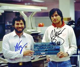 Steve Wozniak & Steve Jobs Signed Photo 8X10 Rp Autographed Apple - $19.99
