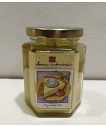 Home Interiors Homco Candle In A Jar 40 Hour Burn Key Lime Pie  - $16.80