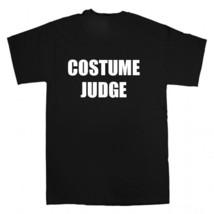 Halloween Costume Judge Fancy Dress Party T Shirt Mens Womens Kids - $10.12