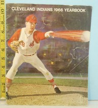 1966 Cleveland Indians Yearbook Sam McDowell Fastball Cover #CI02 - $34.65