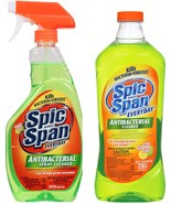 Spic & Span Antibacterial Cleaner Bundle - 22oz Spray with 28 oz Refill ... - $8.99
