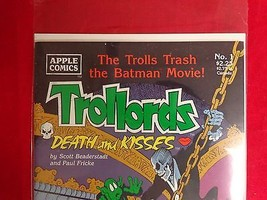 Trollords: Death and Kisses #1 (Jul 1989, Apple... - $5.11