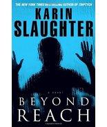 Beyond Reach Karin Slaughter - $6.26