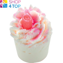 Raspberry Riptide Bath Mallow Bomb Cosmetics Jasmine Ylang Ylang Handmade New - $4.05