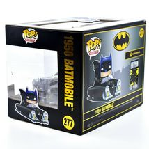 Funko Pop! DC Super Heroes Batman 1950 Batmobile 80 Years Anniversary Figure 277 image 3
