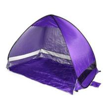 Sunshade Tent Quick Opening Practical Comfortable Water-resistant Purple - $34.99