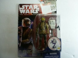 Star Wars Rogue One/The Force Awakens Figurine - Resistance Trooper  - $6.43