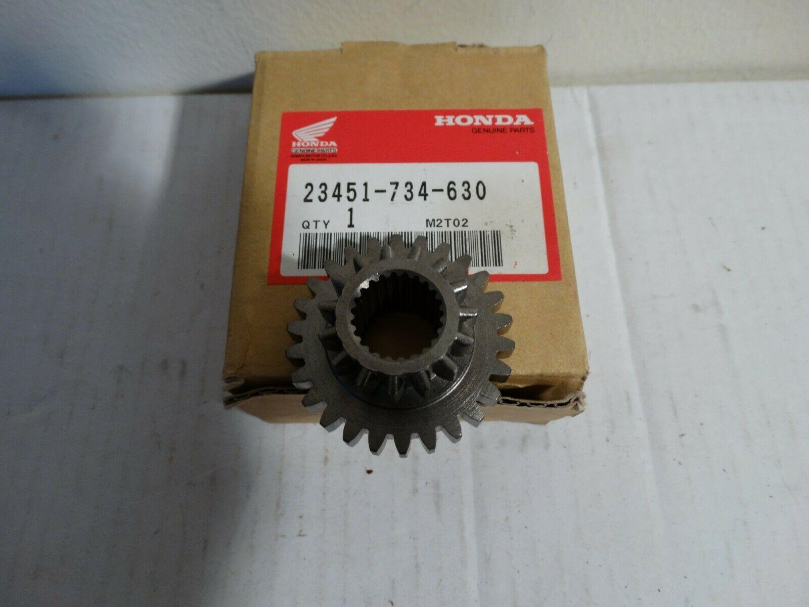 HONDA FR800 TILLER ROTOTILLER  TRANSMISSION GEAR 23451-734-630 - $20.00