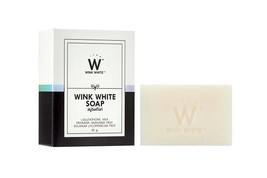 2 Bars WINK WHITE Original Gluta Pure Soap Whitening Face Body Lightenin... - $25.99