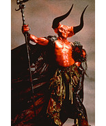 Tim Curry with Devil horns from Legend 18x24 Poster - $23.99