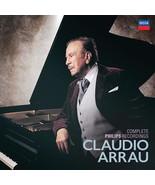 Claudio Arrau Complete Philips Recordings ( 80 CD) Limited Edition  Boxe... - $199.95