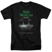 The War of the Worlds t-shirt A Mighty Pandrama retro 50s graphic tee PAR538 image 1
