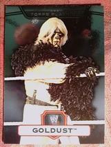 2010  TOPPS PLATINUM   #77    GOLDUST     *WWE638 - $0.99