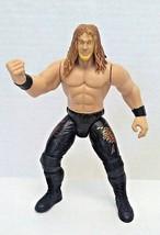 """Wrestling WWE Edge 6"""" Action Figure 1998 Jakks Pacific Used - $14.85"""