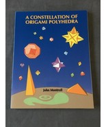 Dover Origami Papercraft A Constellation of Origami Polyhedra by John Mo... - $5.93