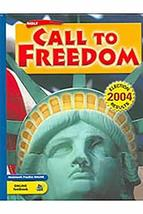 Holt Call to Freedom: Beginnings to 1877: Student Edition 2005 [Hardcover] HOLT,