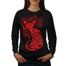 Nobody Perfect Sphynx Cat Jumper Perfect Pet Women Sweatshirt - $18.99