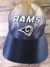 Los Angeles RAMS Football NFL Puma Adjustable Adult Cap Hat - $12.86