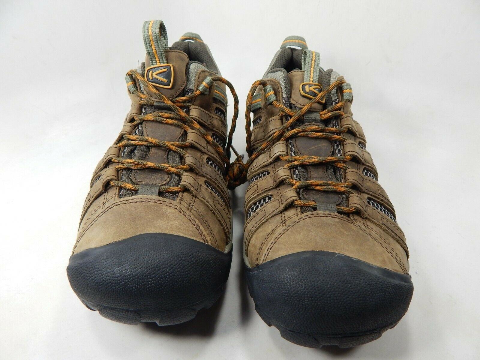 Keen Voyageur Low Top Size US 10.5 M (D) EU 44 Men's Trail Hiking Shoes Brown image 2