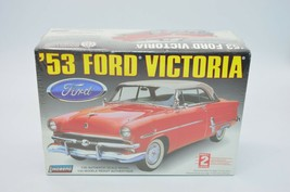 Lindberg 1953 Ford Victoria 1:25 Model Kit 72172 Brand New Sealed in Box... - $26.61