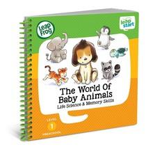 LeapFrog LeapStart The World of Baby Animals Book - $12.78