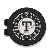 Stainless Steel Texas Rangers Black Prevail Engraved Money Clip [Ran096-Mc] - $16.49