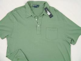 NEW! NWT! $125 Polo Ralph Lauren Short Sleeve Lightweight Pocket Shirt!  XL - $69.99